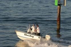 2010 - Dusky Boats - Dusky 17 Open