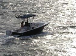2010 - Dusky Boats - Dusky 203 Open