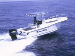 2010 - Dusky Boats - Dusky 233 Open