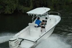2010 - Dusky Boats - Dusky 203 FAC