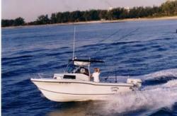 2010 - Dusky Boats - Dusky 256 FAC