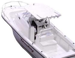 2010 - Dusky Boats - Dusky 233 FAC