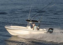 2010 - Dusky Boats - Dusky 233 FC