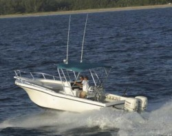 2010 - Dusky Boats - Dusky 256 FC