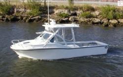 2010 - Dusky Boats - Dusky 233 CSS