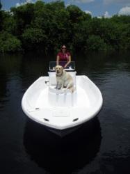 2010 - Dusky Boats - Dusky 17RL