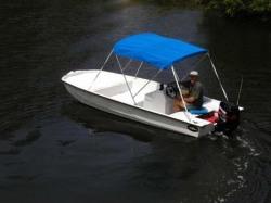 2010 - Dusky Boats - Dusky 16 R