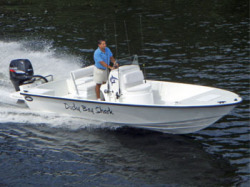 2010 - Dusky Boats - Dusky 19 Bay Shark