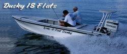 2010 - Dusky Boats - Dusky 18 Flats