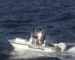 2011 - Dusky Boats - Dusky 17 Open