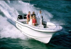 2011 - Dusky Boats - Dusky 203 Open