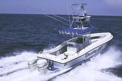 2011 - Dusky Boats - Dusky 33 Open