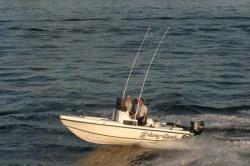 2011 - Dusky Boats - Dusky 19 Open