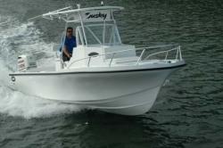2011 - Dusky Boats - Dusky 203 FAC