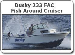 2011 - Dusky Boats - Dusky 233 FAC