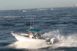 2011 - Dusky Boats - Dusky 256 FC