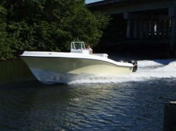 2011 - Dusky Boats - Dusky 33 FC