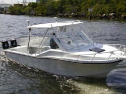2011 - Dusky Boats - Dusky 233 CSS