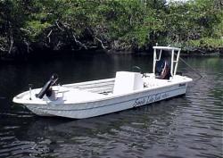 2011 - Dusky Boats - Dusky 14 T