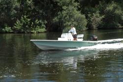 2011 - Dusky Boats - Dusky 18 R Bay