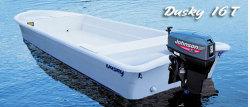 2011 - Dusky Boats - Dusky 16 T
