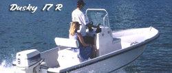 2011 - Dusky Boats - Dusky 17 R