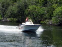 2011 - Dusky Boats - Dusky 17RL