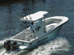 2012 - Dusky Boats - 252 Open