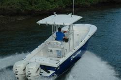 2012 - Dusky Boats - 278 Open