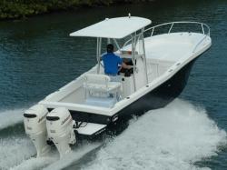 2012 - Dusky Boats - 252 FC