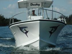 2012 - Dusky Boats - 28 XL