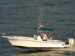 2012 - Dusky Boats - 278 FC