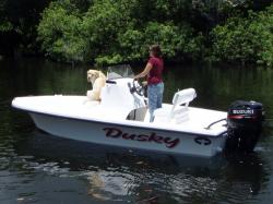 2012 - Dusky Boats - 17RL