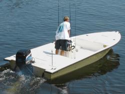 2012 - Dusky Boats - 18R