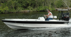 2012 - Dusky Boats - 18 Flats
