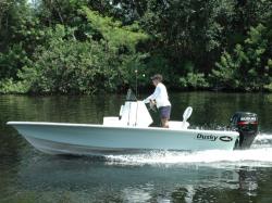 2012 - Dusky Boats - 18R Bay