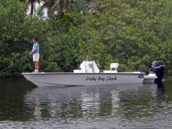 2012 - Dusky Boats - 21 Bay