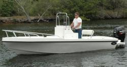 2012 - Dusky Boats - 217 Open Fisherman