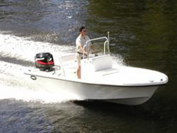 2012 - Dusky Boats - 17R
