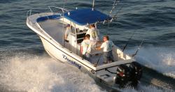 2013 - Dusky Boats - 252 Open