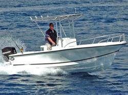 2013 - Dusky Boats - 227 Open