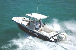 2013 - Dusky Boats - 278 Open