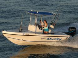 2013 - Dusky Boats - 217 Open Fisherman