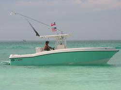 2013 - Dusky Boats - 33 Diesel Open