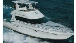 2013 - Dusky Boats - 2001 Silverton 42 Convertible