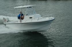 2013 - Dusky Boats - 227 FAC