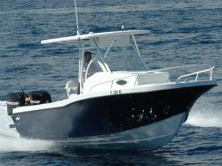 2013 - Dusky Boats - 252 FAC