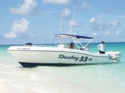 2013 - Dusky Boats - 33 FC