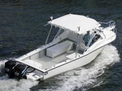 2013 - Dusky Boats - 278 CSS