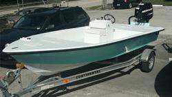 2013 - Dusky Boats - 20 Flats